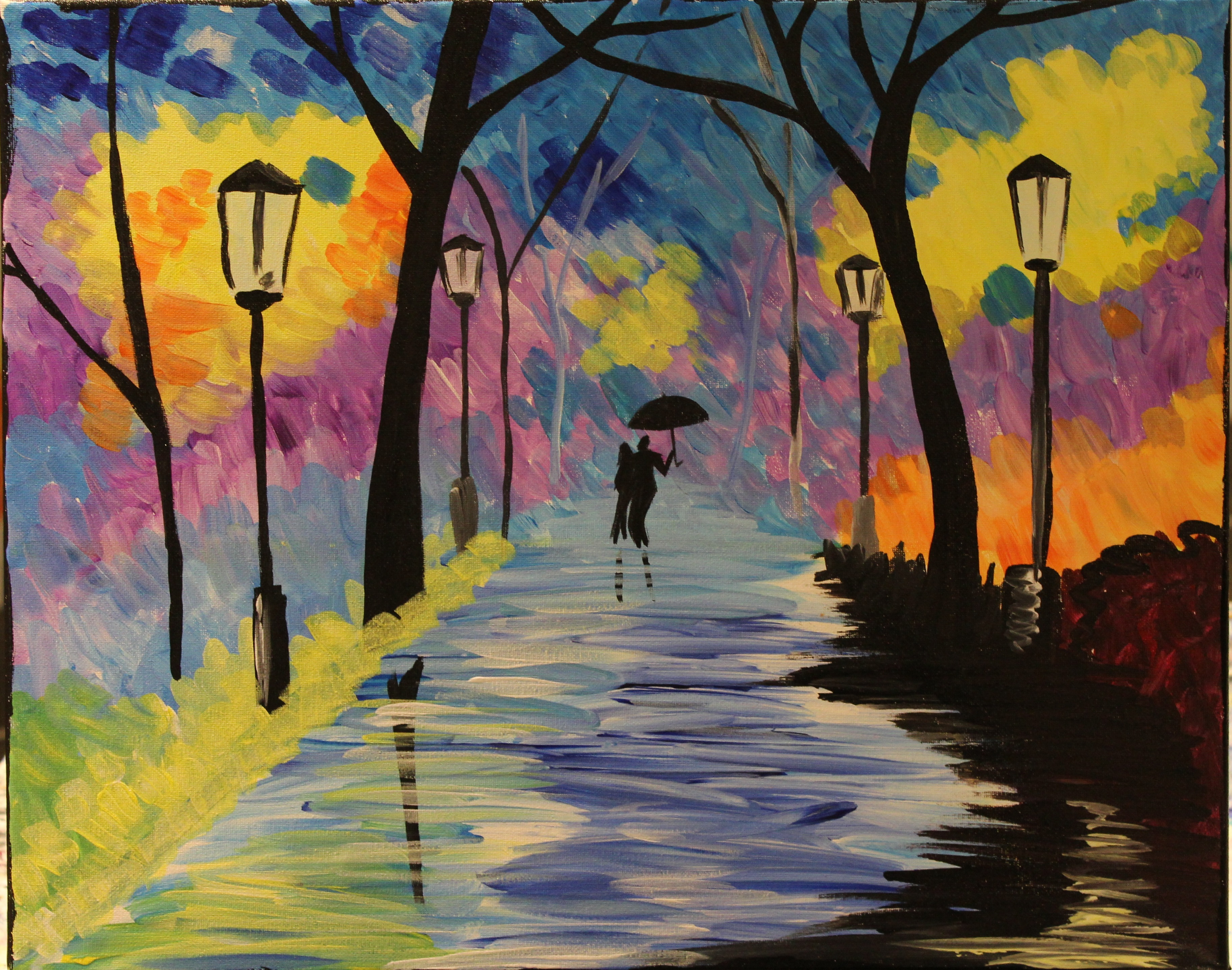 Paint And Sip Studio Painting Events For Any Skill Level