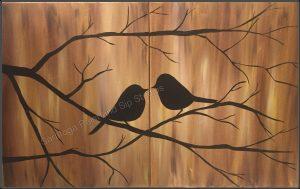 Date Night Love Birds