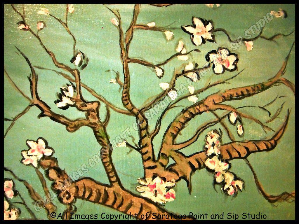 Van Gogh's Blossoms